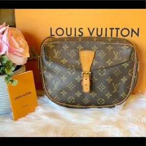 Louis Vuitton Jeune fille crossbody